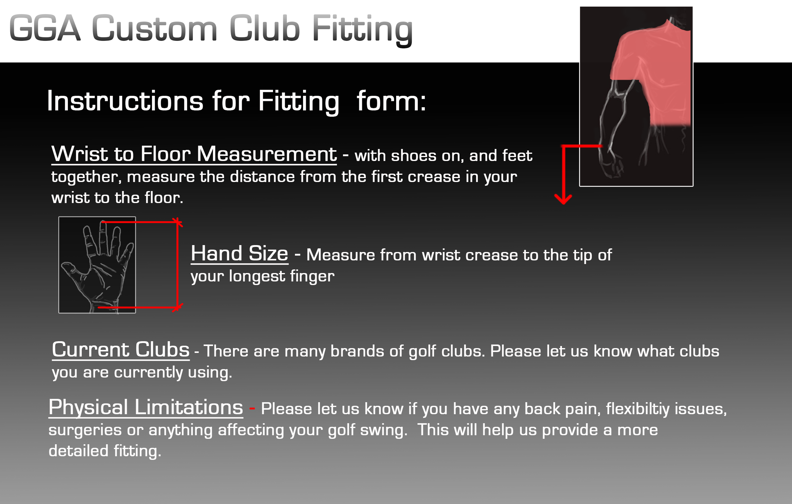 Club Fitting noSP
