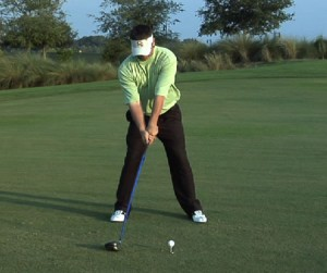 Todd Graves Golf Swing at address