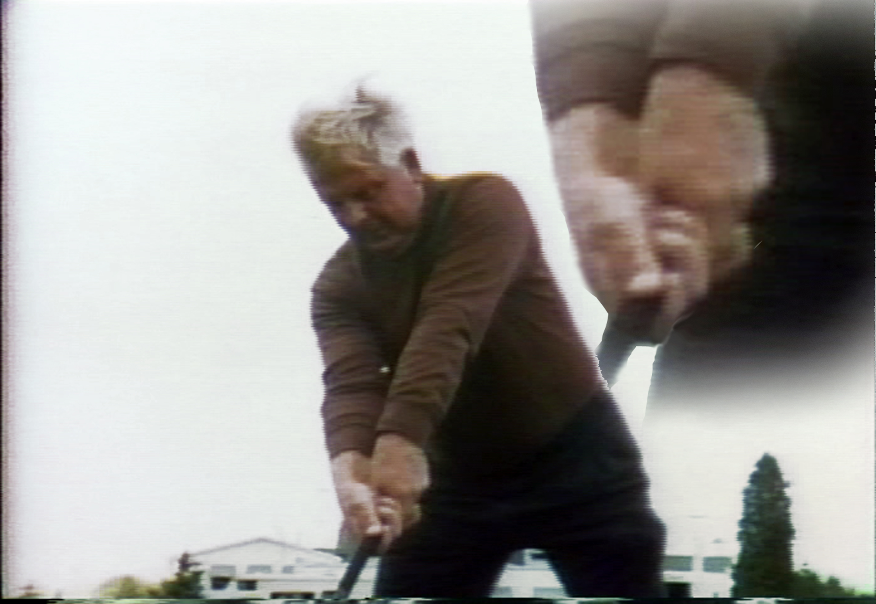 Moe Norman Single Plane Golf Swing Overlapping Grip picture