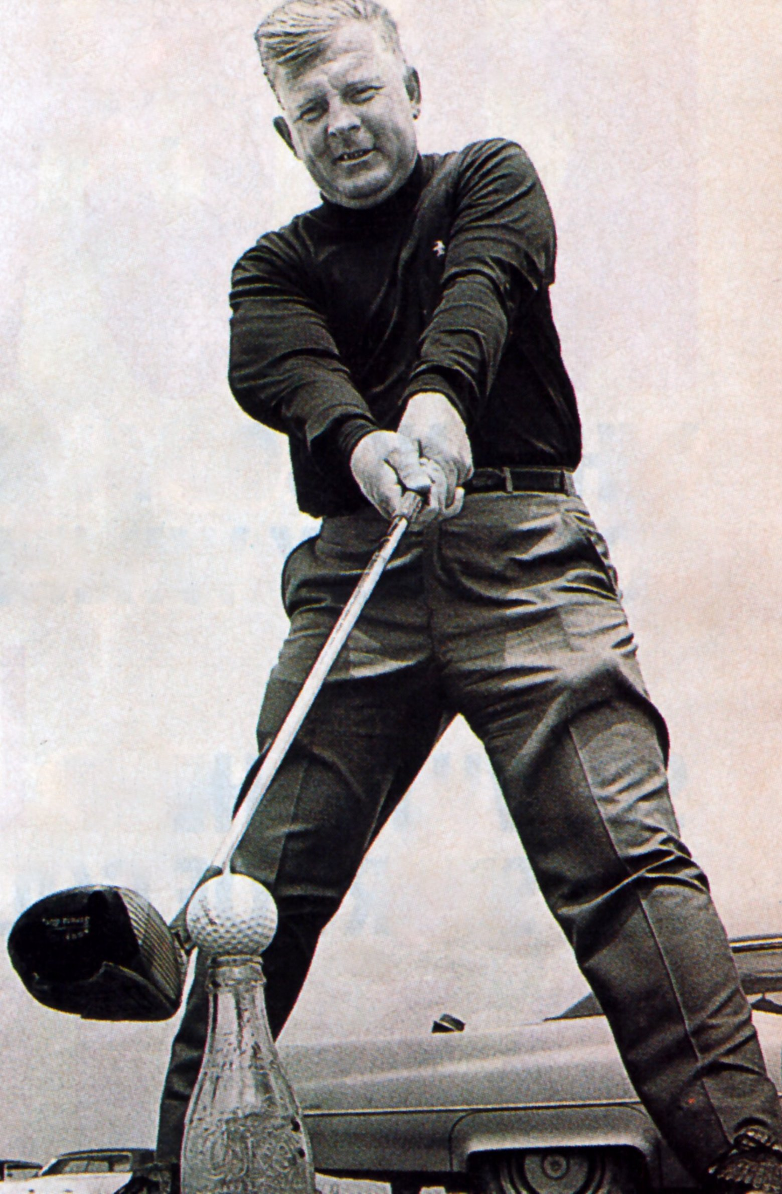Moe Norman Golf In Search Of The Perfect Grip Moe